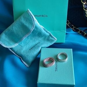 Tiffany & Co Rings S925 Size 8